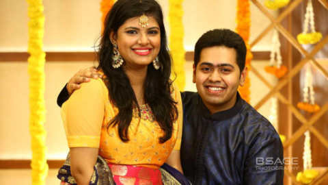 This Vibrant Wedding story in Chennai is a must see –